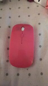 PINK Bluetooth wireless mouse - sold pending Georgetown Newcastle Area Preview