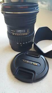 Tokina 11-16mm f/2.8 AT-X PRO DX AF lens  for Canon