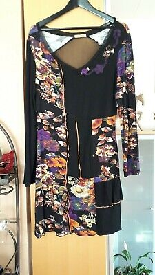 Robe EXQUISS multicolore Taille l (40/42) - impeccable