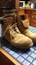 Timberland men's boots - Uk 10 us 11 Brunswick Moreland Area Preview