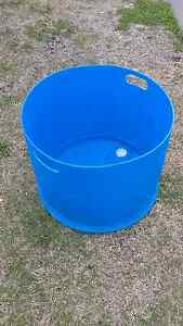Plastic DrumFeed Buckets Toowoomba Toowoomba City Preview