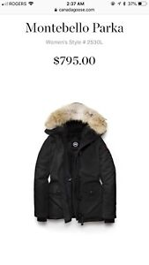 Canadian Goose Jacket