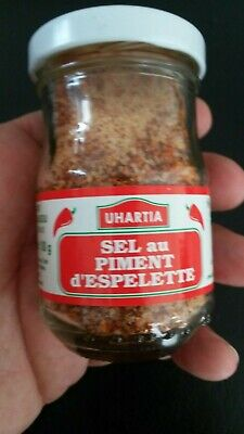 Salt to The Chilli D'Espelette 3.5oz
