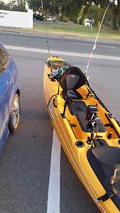 Malibu x factor kayak Munno Para Playford Area Preview