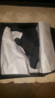 KAWS x Nike Air Jordan 4 Retro Black Size 11 930155-001 ($1025)