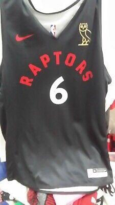 Toronto Raptors OVO Nike reversible practice jersey THE SIX size medium