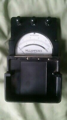 Westinghouse Antique Volt Meter