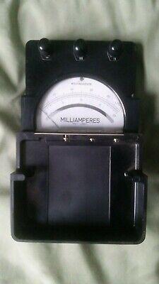 Westinghouse Antique Volt Meter