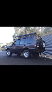 Land Rover Discovery 4x4 V8 LPG
