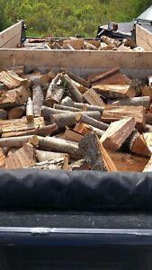 Hard wood fire wood