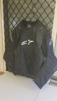 Motorcycle jacket alpinestar