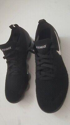Nike Vapormax Flyknit 2 black trainers