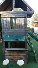 great outdoor play set with 2 swings Tarneit Wyndham Area Preview