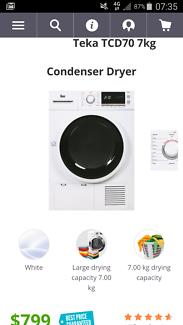 Dryer, brand new TEKA TCD710