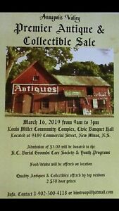 Antique & Collectable Show!!!