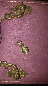 Pandora four leaf clover charm Clarkson Wanneroo Area Preview