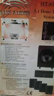 Home theater system  Vermont Whitehorse Area Preview