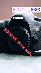 5D Mark 3 with battery grip