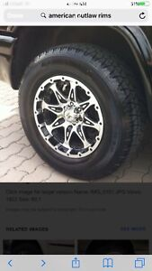"""American Outlaw rims 16"""""""