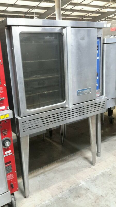 Used Imperial ICVG1 Natural Gas Convection Oven
