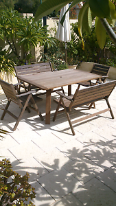 Patio Dining Set Melville Melville Area Preview