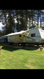 31' 2008 Jayco BHDS Travel Trailer