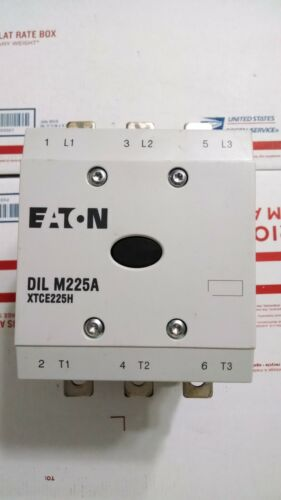 EATON Contactor DIL M225A XTCE225H 100 - 120V Coil