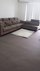 L shape lounge good condition Holroyd Parramatta Area Preview