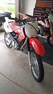 Crf 80 2013 model hasn't done a lot of work Muswellbrook Muswellbrook Area Preview
