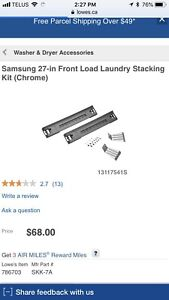 Samsung Washer Dryer Stacking Kit