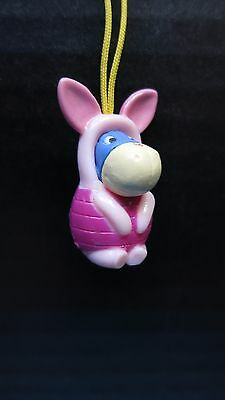 DISNEY TOMY PEEK-A-POOH SERIES 9 DANGLERS 80TH ANN. WINNIE THE  EEYORE AS PIGLET