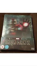 Iron man 2 Bluray Steelbook Epping Ryde Area Preview