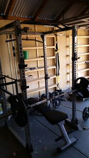 Complete home gym setup Joondalup Joondalup Area Preview