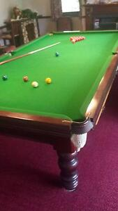 10' x 5' Billiard/ Snooker Table Central Coast NSW Springfield Gosford Area Preview