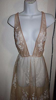 NWT $98 Victoria's Secret Bridal Collection Gown RARE Medium