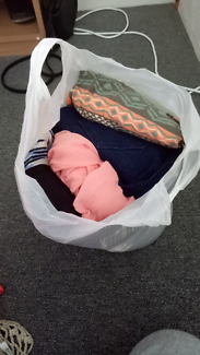 Bag of women's clothes size 8/10