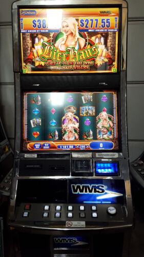 WILLIAMS WMS BB2 Bluebird Bier Haus Slot Machine