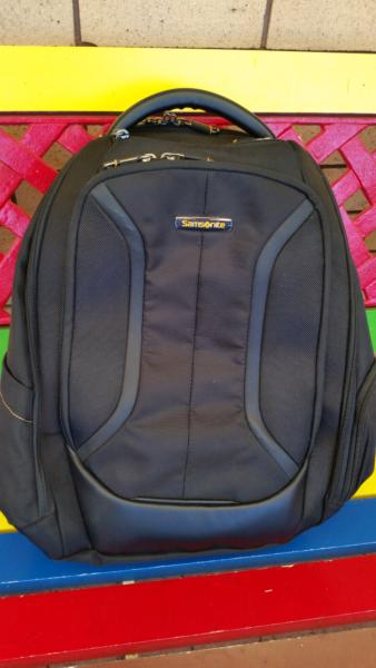 Brand new Samsonite Vizair Plus Laptop backpack  e414494f9d