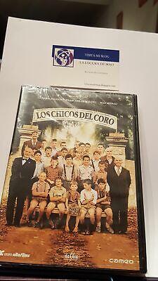 PELICULA DVD ORIGINAL BRAND NEW LOS CHICOS DEL CORO NUEVO Y PRECINTADO
