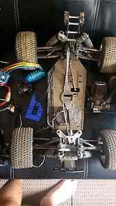 Rc nitro brushless car Aberfoyle Park Morphett Vale Area Preview