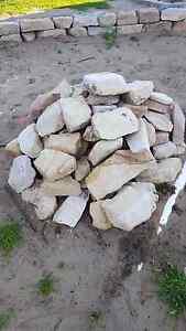 "Sandstone "" random rock"" Jewells Lake Macquarie Area Preview"