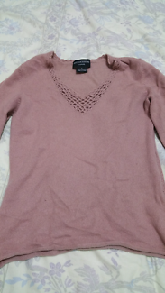 Cashmere Lilac/Old Rose Small