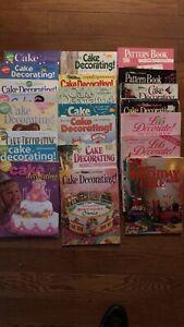 Wilton Cake Decorating Books