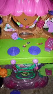 tinkerbell talking cafe. toy kitchen