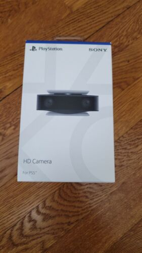 Genuine Sony HD Camera for PlayStation 5 - White/Black, New/Sealed