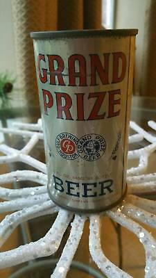 Grand Prize Beer Can   Rare Vintage Collectible