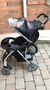 Safety 1st travel system stroller (neutral colour)