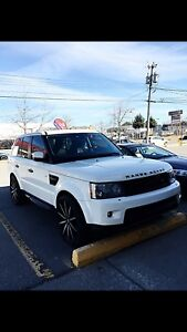 Range Rover sport super charger 550HP
