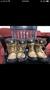 Timberland youth winter boots size 5 and 6