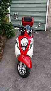 Scooter 100cc price reduced West Hobart Hobart City Preview